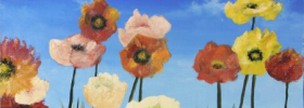 Flowers – Oil Painting