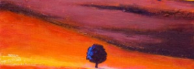 Tuscany – Oil Painting