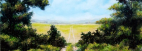 View – Oil Painting