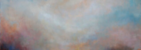 A New Hope – Atmospheric landscape oil painting