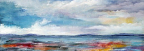 Distant Horizont – Oil Painting