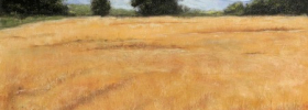 In the Fields – Oil Painting