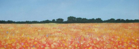 What a Field – Oil Painting