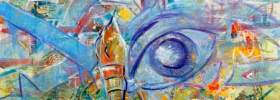 Eye of the Fish 2 – Oil Painting