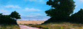 To Meadow – Oil Painting