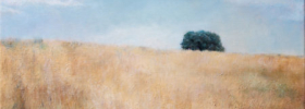 Late Summer – Landscape Oil painting