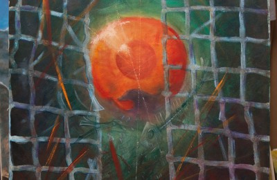 Breakthrough-Revisited – Oil Painting