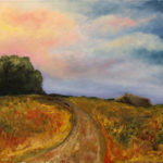 Obviously Covered – Landscape oil painting