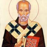 St. Nicholas – Oil Painting
