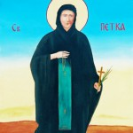 St. Petka – Oil Painting