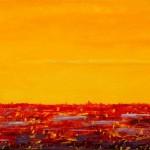 Feel Cadmium – Oil Painting