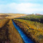 In the Plain – Oil Painting