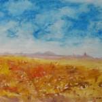 Plain – Oil Painting