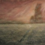 Mist - Oil Painting on Canvas by artist Darko Topalski