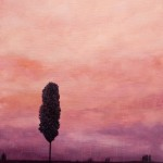 A Tree – Oil Painting