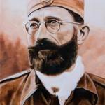 "Dragoljub ""Draža"" Mihailovic – Oil Painting"