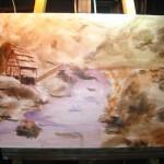 Water Mill - work in progress 1