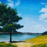 Landscape – Oil Painting