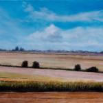 Vojvodina-Plain – Oil Painting