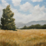 Hills and Heights – Oil Painting