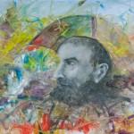 Captain – Oil Painting