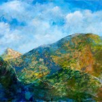 Heights and Gorges – Oil Painting
