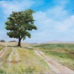 Somewhere in Srem – Oil Painting
