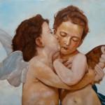 Bouguereau's Angels – Oil Painting