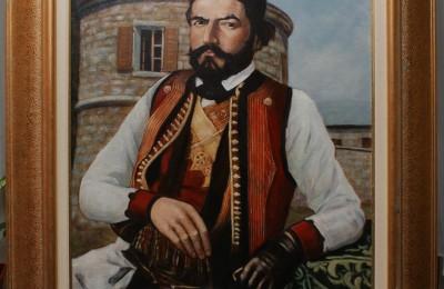 Petar I Petrovic Njegos – Oil Painting
