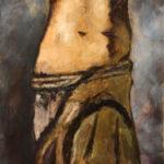 Goddess – Oil Painting