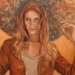 She  – Oil Painting