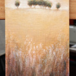 Distant Trees 3 – Oil Painting