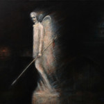 The Lost Angel – Oil Painting