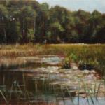 Marsh  – Oil Painting