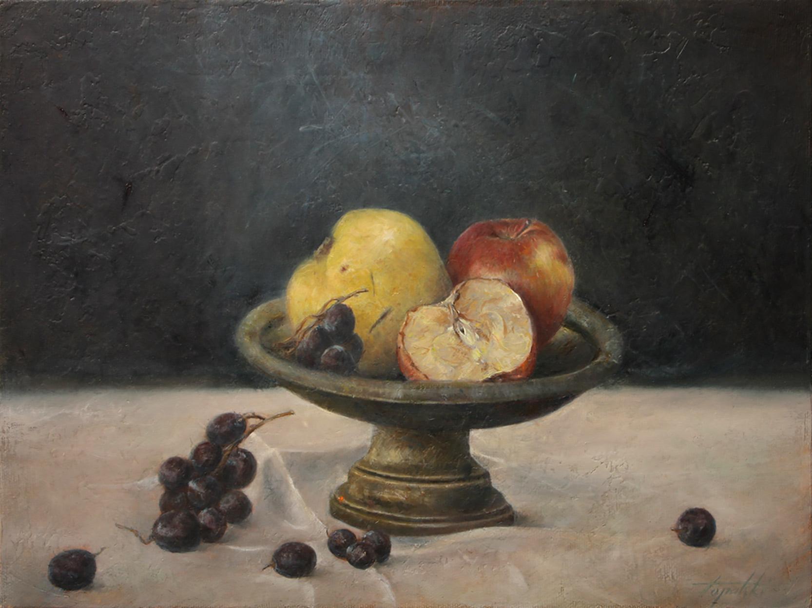 Fine Arts: Still Life with Fruit
