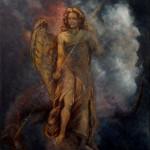 Sacre Coeur – Oil Painting