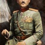 Krsto Zrnov Popovic – Portrait Oil Painting