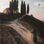 The Light of a New Dawn – Oil Painting