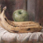 Bananas – Oil Painting