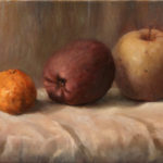 Les Pommes – Apples – Oil Painting
