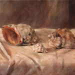 Sea Snails – Oil Painting