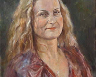 Tamara – Portrait Oil Painting