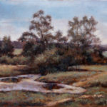 Summer Shades – Landscape Oil painting