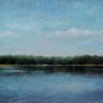 River – Landscape Oil painting