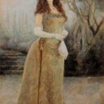 Victorian Harmony – Figurative Oil painting
