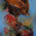 Hyperion – Fantastic Landscape Oil Painting