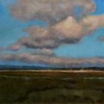 Plain Distances – Landscape Oil Painting