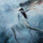A Dream of Freedom – Figurative Oil Painting