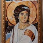 White Angel – Portrait detail